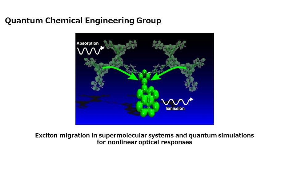 Quantum Chemical Engineering Group: